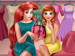 Play Anna And Ariel Dressing Room