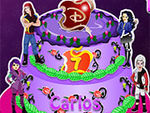 Play Descendants Birthday Cake