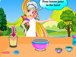 Play Winx Flora Greek Pita Pizzas