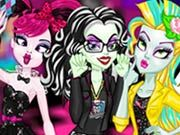 Play Monster High Vs Disney Princesses Instagram Challenge