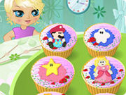 Play Custom Cartoon Cupcakes