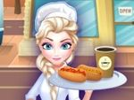Play Elsa Restaurant Breakfast Management 3