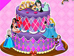 Play Princess Selfie Cake