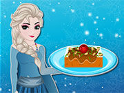 Play Elsa Special Ice Cream Dessert