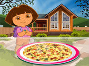 Play Dora Autumn Breakfast