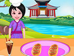 Play Cooking Chinese Cocktail Buns
