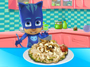 Play Pajama Hero Makes Risotto