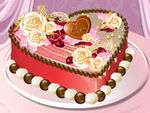Play Heart Shaped Cake