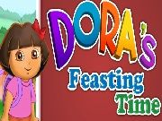Play Dora Feasting Time