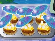 Play April Showers Cupcakes