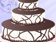 Play Beautiful wedding cake