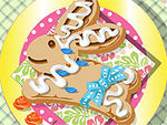 Play Bunny Cookie Decoration