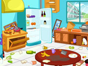 Play Clean Up Kitchen