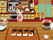 Play Delicious Asian Sushi