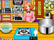 Play Delicious Choco Brownies