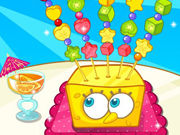 Play Delicious Fruit Kebabs