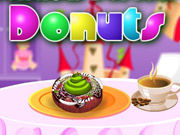 Play Delicious Perfect Donuts