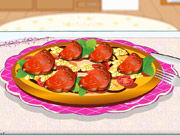 Play Delicious Pizza Decoration