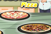 Play Didi cooking master pizza