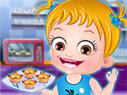 Play Baby Hazel Cooking Time