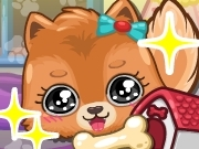 Play Baby Puppy Care