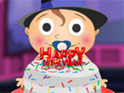 Play Baby's New Year Cake
