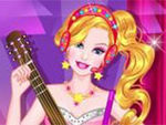 Play Barbie and Rock game