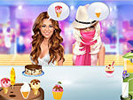 Play Celebrity Exclusive Ice Cream Stand