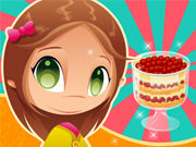 Play Cherry Pie Trifle