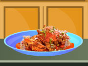 Play Chilli Crab Cooking Game