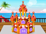 Play Chocolate Castle Cake