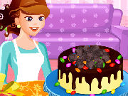 Play Chocolate peanut butter cake