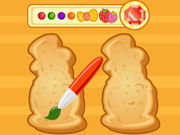 Play Cookies For Santa Claus