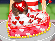 Play Cooking Cake for Kisses