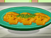 Play Cooking master corn fritters