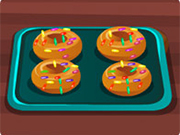 Play Cooking Tasty Donuts