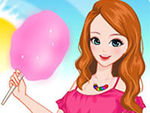 Play Cotton Candy Girl