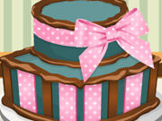 Play Cute Baker Birthday Cake