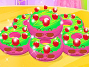 Play Cute Donuts Maker