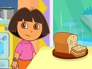 Play Dora is Cooking