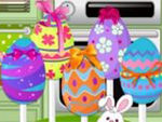 Play Easter egg cakes
