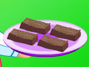 Play Make Chocolate Brownies