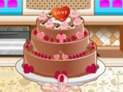 Play Chocolate cake game