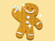 Play Gingerbread Men Cookies