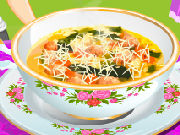 Play Italian wedding soup
