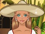 Play Mexican Girl Make Up
