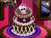 Play Monster High Special Cake