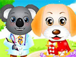 Play My Pet Doctor Puppy Care