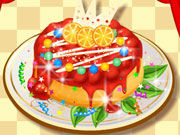 Play New Year Cheese Cake