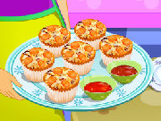 Play Pizza cupcakes